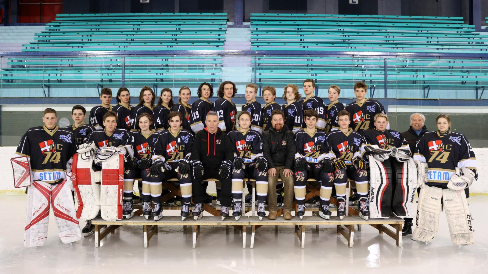 U17 Elite - Hockey Club 74