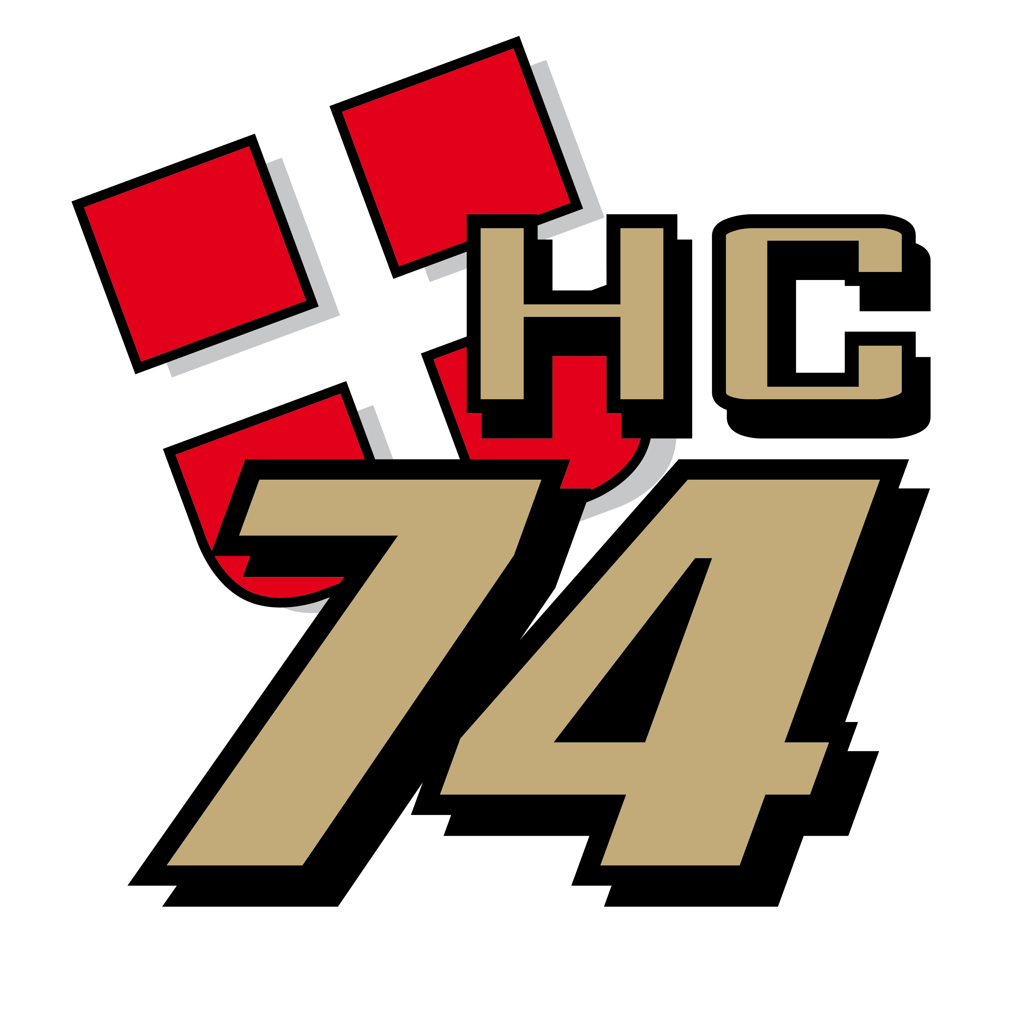 Logo Hockey Club 74